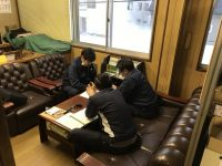 北海道の黒板屋さんの日常?(社長のつぶやき(T_T))