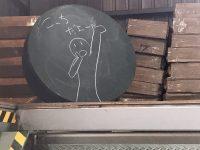 黒板の作り方①